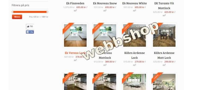 Nyhet! Megakakel Webbshop