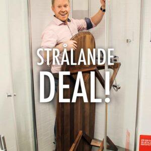Strålande Deal!